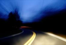 Как ездить ночью