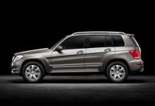 Обновленный Mercedes GLK