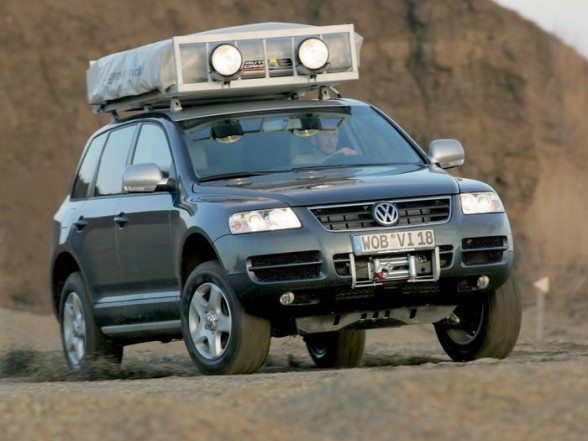 Volkswagen Touareg Expedition